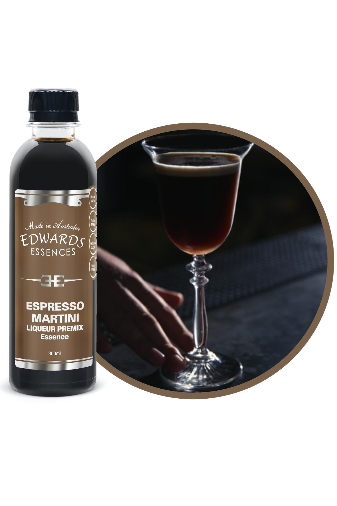 Espresso Martini Premix